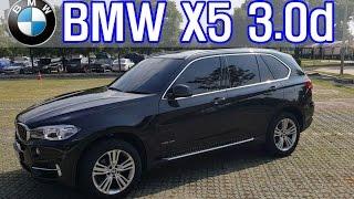[꿈사장 리뷰] BMW X5 3.0d 시승기 영상