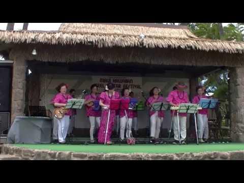 Yokohama Hawaiian Music Academy   Makala Pua ~ 14.April 2018