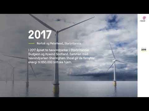 Hvordan ser fremtiden ut - Statoil