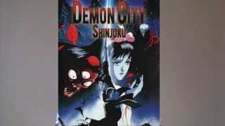 Anime Watch - Demon City Shinjuku