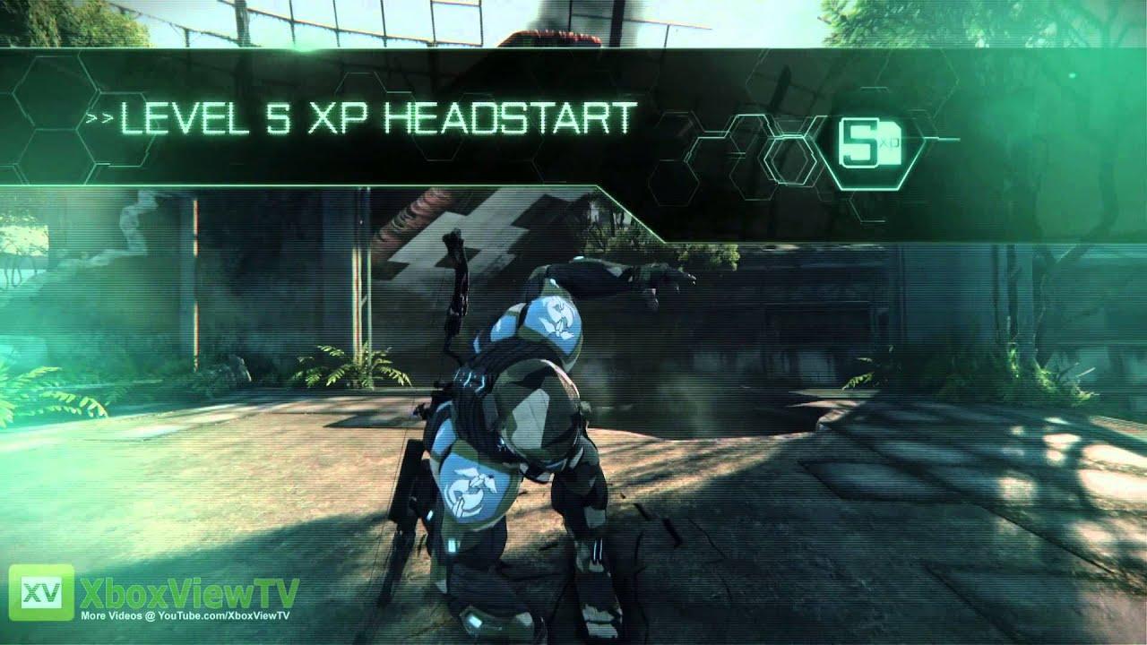 Crysis 3 the hunter edition trailer [hd] youtube.