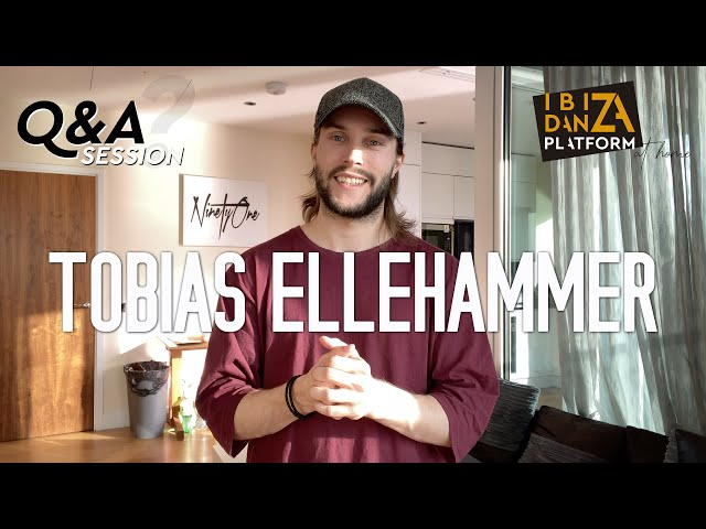 TOBIAS ELLEHAMMER // Q&A SESSION
