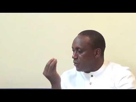 Kandeh Yumkella Interview With Abdul Rashid Thomas - Part One