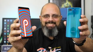 Official Honor 10 EMUI 9 & Android 9.0 Pie Update, New Guestures Wireless Display (FunkyHuawei)