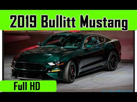 Bullitt Mustang Review  - Will Blow Your Mind!