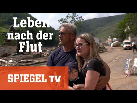 Zwischen Hoffnung, Wut und Trauer: Das Leben nach der Flut   SPIEGEL TV