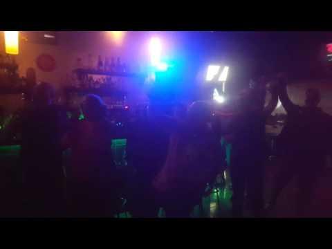 Liverpool fans en PLAYER Karaoke'pub