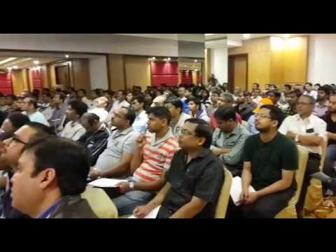 Rahul Ghose sir Live at a Trading Workshop in Bangalore