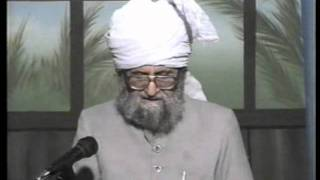 Urdu Dars Malfoozat #481, So Said Hazrat Mirza Ghulam Ahmad Qadiani(as), Islam Ahmadiyya