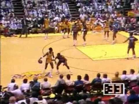 1988 NBA Finals: Pistons at Lakers, Gm 7 part 8/12
