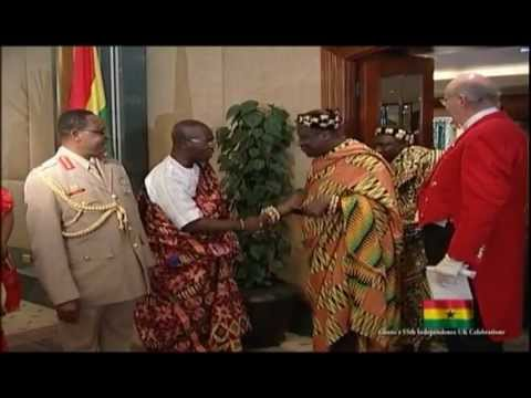 Ghanas 55th Independence Celebrations 2012
