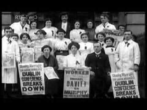 Irish women in the early labour movement