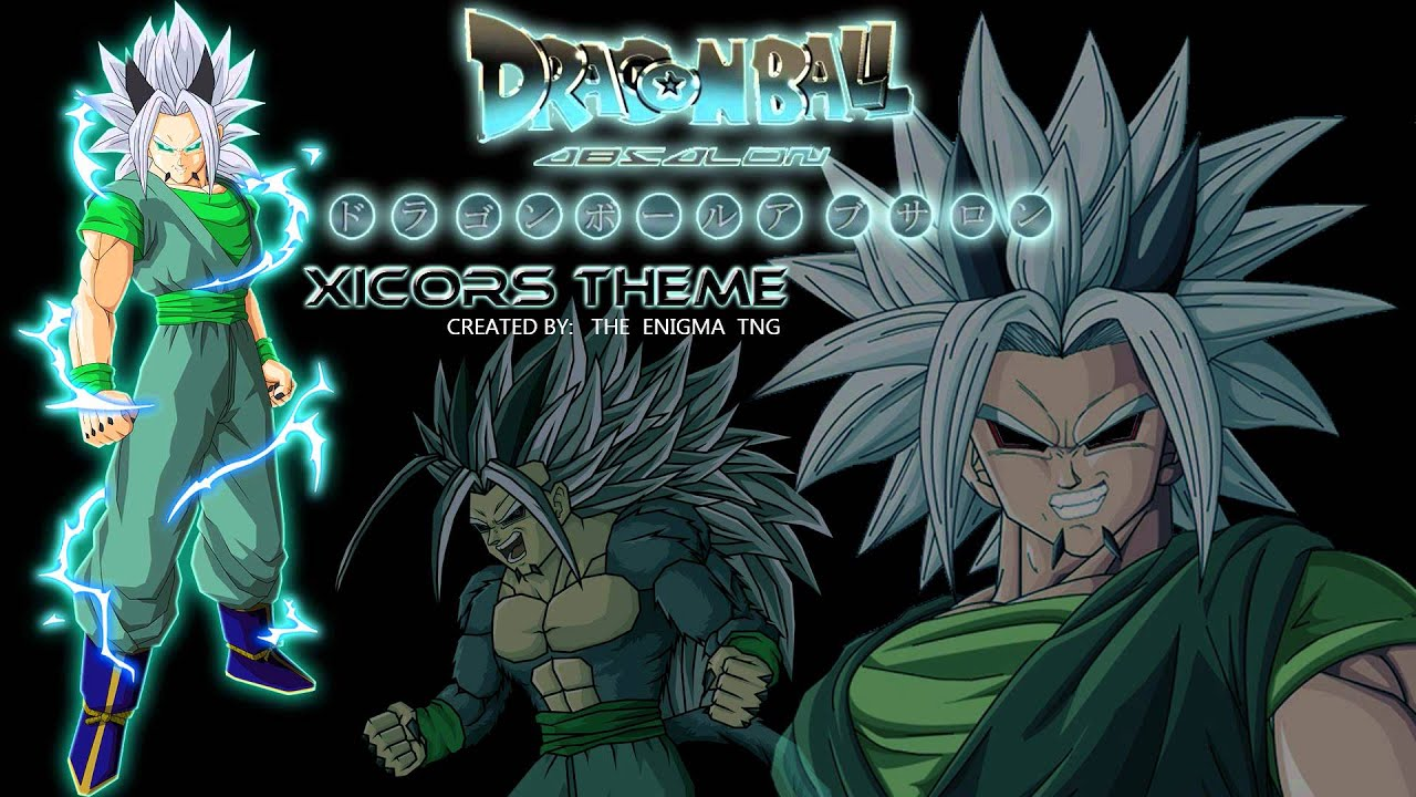 DragonBall Absalon - Xicors Theme (The Enigma TNG) - YouTube