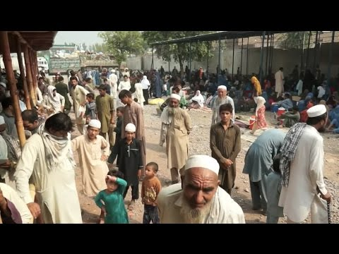Afghan Refugees Ordered to Leave Pakistan