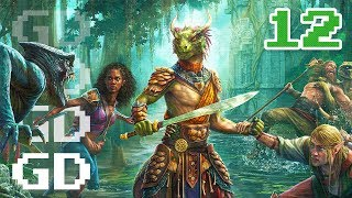 The Elder Scrolls Online Murkmire Gameplay Part 12 - Swamp and the Serpent - TESO Let's Play Series