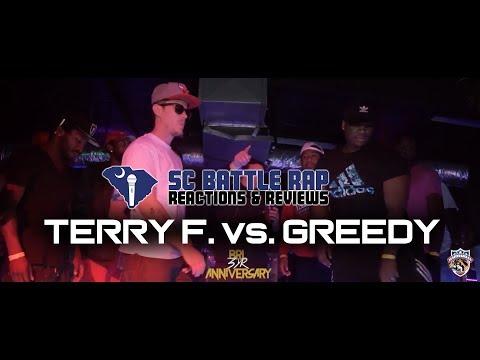 SCBRRR   EPISODE 1 - TERRY F  vs GREEDY   BRL