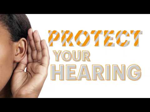 Hearing loss prevention, 30 sec.