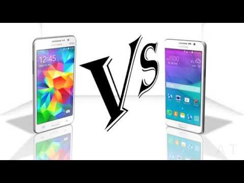 Samsung Galaxy Grand Prime Vs Samsung Galaxy Grand Max