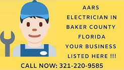 qualified electrician in baker county fl 32063