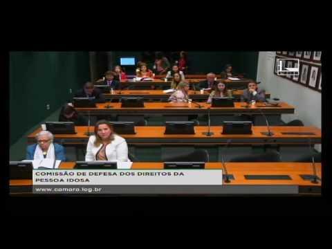 DEFESA DOS DIREITOS DA PESSOA IDOSA - Reunião Deliberativa - 06/07/2016 - 15:08