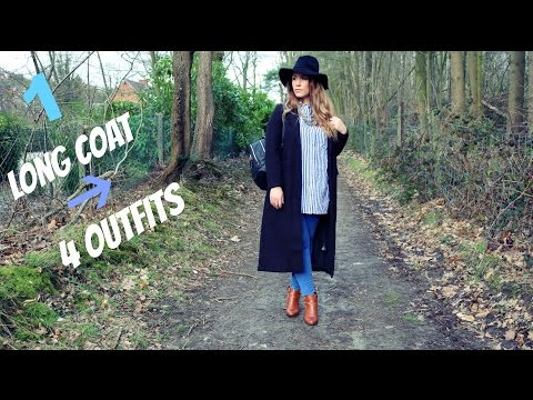 how-to-style-|-long-coat-4-outfit-ideas-|-lookbook