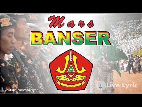 MARS BANSER (Terbaru 2017)