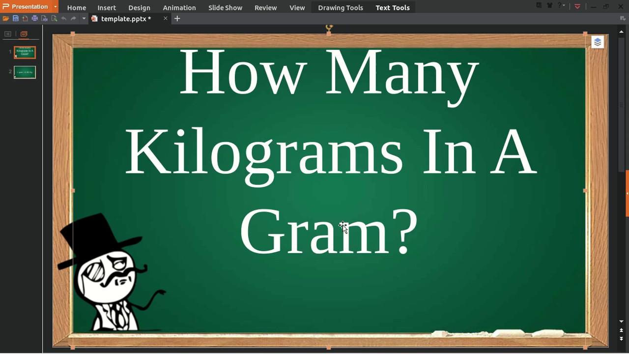 worksheet How Many Kg Are In A Gram how many kilograms in a gram youtube gram