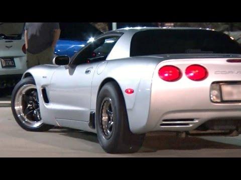 1200hp Turbo STREET MONSTER Corvette!