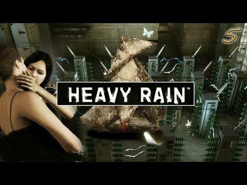 Heavy Rain PC ➤ Испытание Бабочка #5