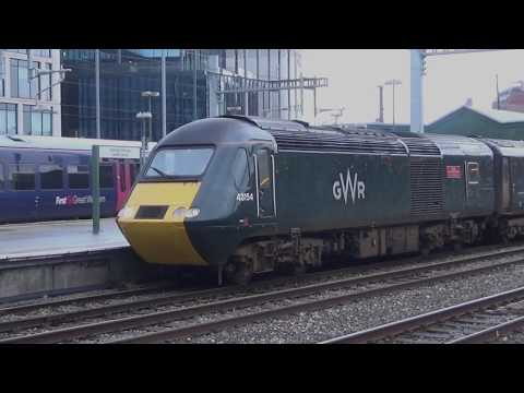 Cardiff Trains 17/02/20 from YouTube · Duration:  13 minutes 9 seconds