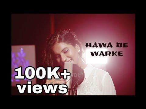 Hawa De Warke (Cover Song) by Simran Choudhary | Romantic Punjabi Song | The Voice India 2019