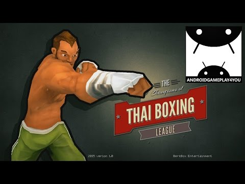 Thai Boxing League Android GamePlay Trailer (1080p)