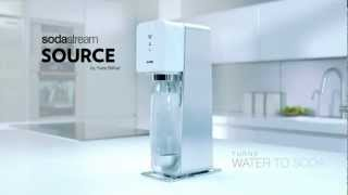 SodaStream Source with SodaCaps - Smart. Simple. Soda.