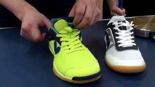 Как выбрать обувь для игры в настольный теннис
