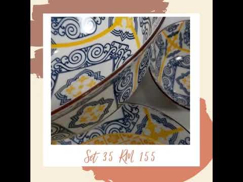 Prettyplates By Anna Set 35