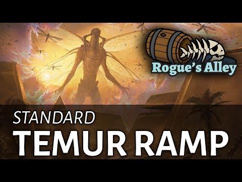 MTG Standard: Temur Ramp - Rogue's Alley