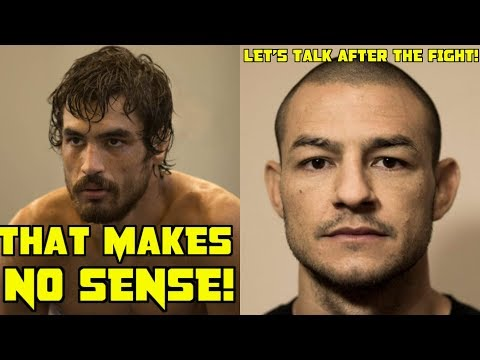 """Kron Gracie on Cub saying BJJ schools turned him down, """"You've been training 15 years, why now?"""""""