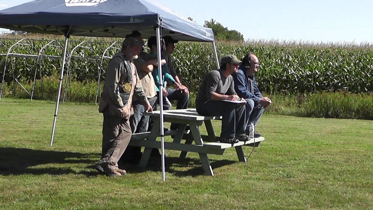 Club Chasse Trap Shoot - YouTube