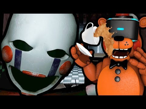 TOY FREDDY PLAYS: Five Nights At Freddy's - Help Wanted (Part 4) || FNAF 2 NIGHT 1 MODE COMPLETED!!!
