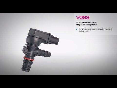 VOSS Quick Connect System 232  Pressure Sensor