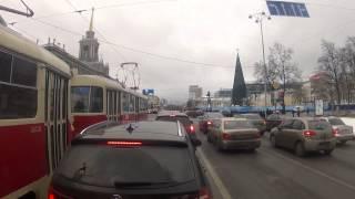 Автобусный маршрут №57, г. Екатеринбург