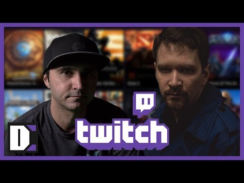 Talking with Summit1G about Twitch