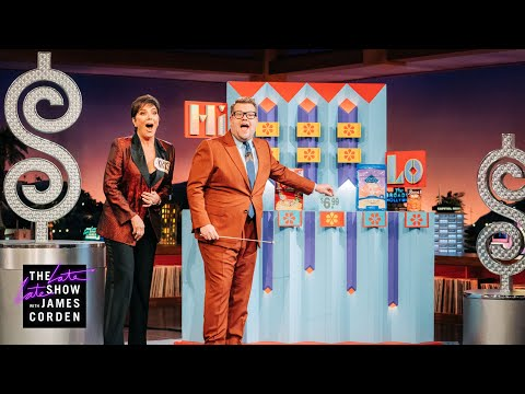 Kris Jenner, You're the Next Contestant on The Price Is Right!