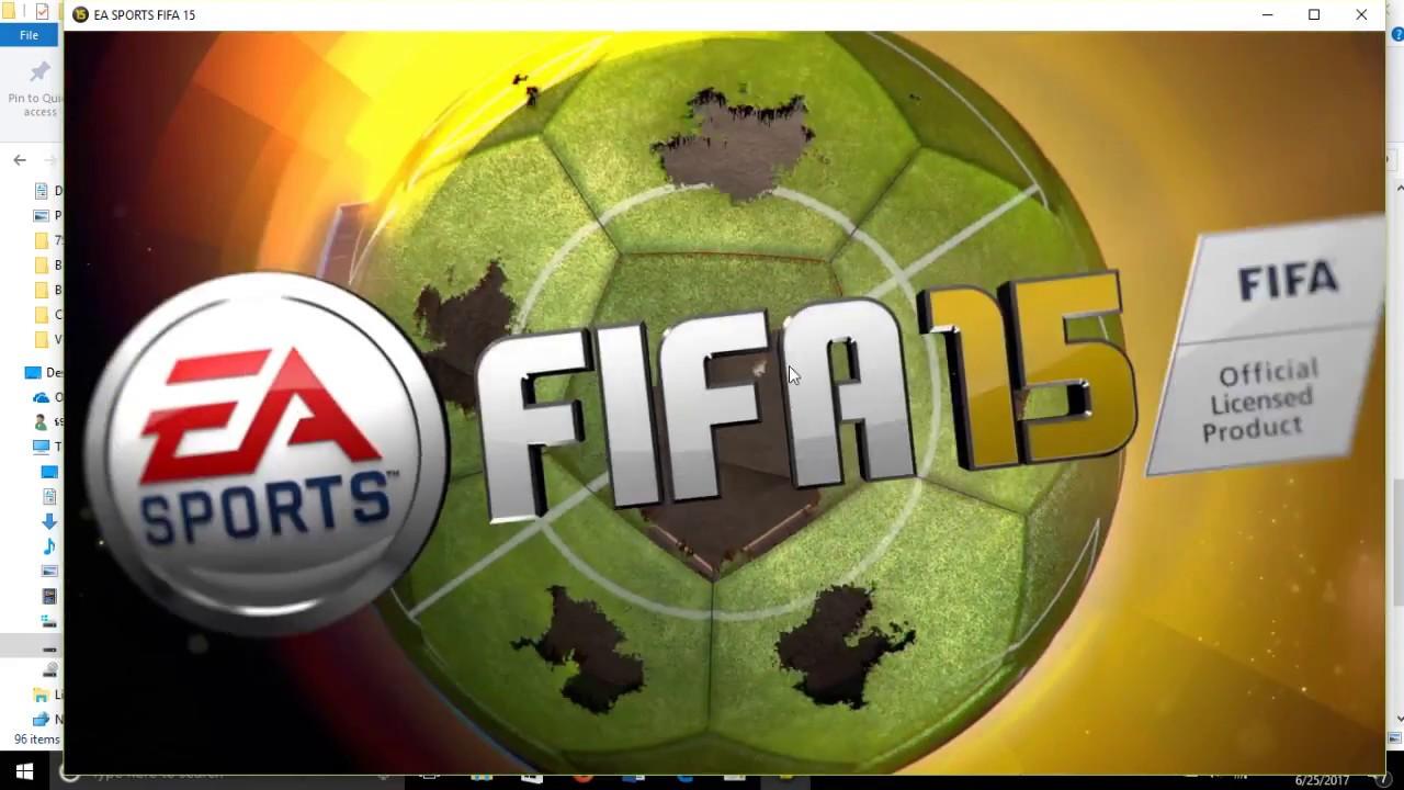 fifa 15 crack v4 3dm final