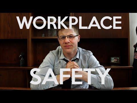 WORKPLACE SAFETY - award winning video
