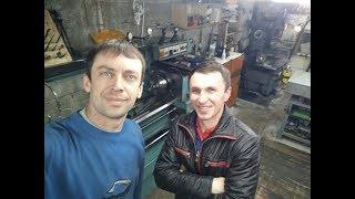 Запуск мастерской.workshop launch.-= new machines=-