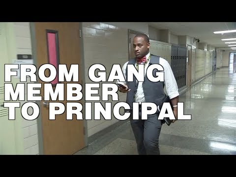 How a Gang Member changed to become a Vice-Principal