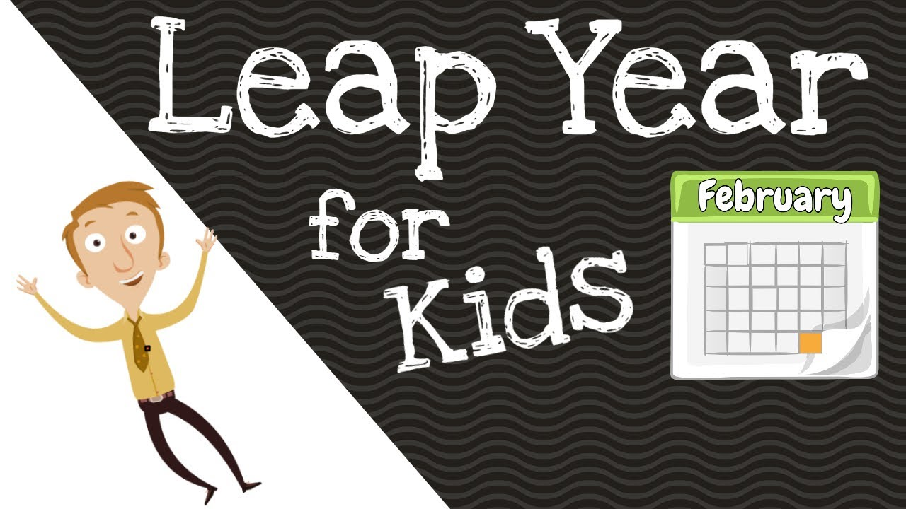 Leap Year for Kids