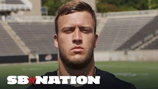 The story of Mason Darrow, Princeton Football's openly gay offensive lineman