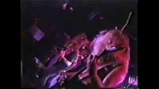 Malevolent Creation Live @Fort Lauderdale, Florida 1991 (Full Show)